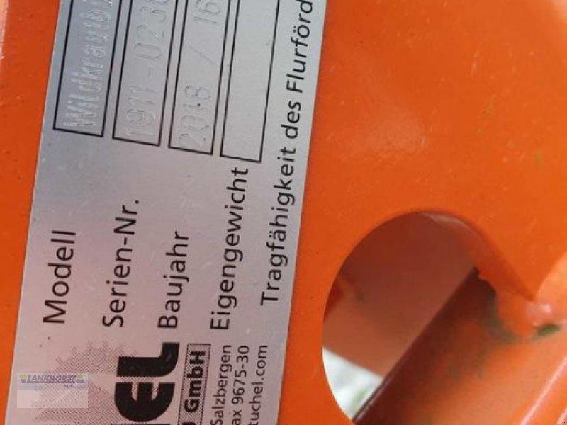 Waschmaschine des Typs Tuchel WB 750, Gebrauchtmaschine in Wiefelstede-Spohle (Bild 3)