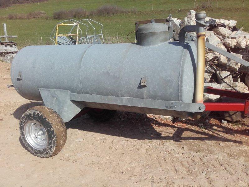 Wasserfass типа Sonstige 1-Achs Anhänger, Gebrauchtmaschine в Weilbach (Фотография 1)