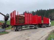 Wechselbehälter & Container a típus Euroflat  2 Stück Combicontainer, Gebrauchtmaschine ekkor: Bichl (Kép 1)