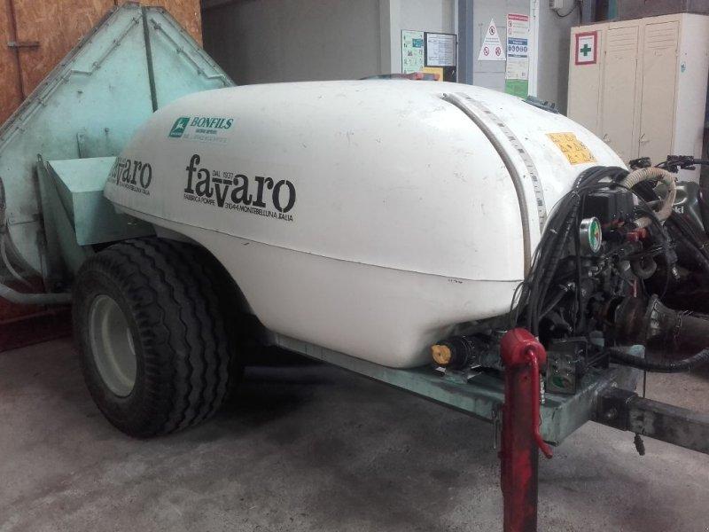 Weinbauspritze a típus Favaro 2000, Gebrauchtmaschine ekkor: Beaulieu (Kép 1)