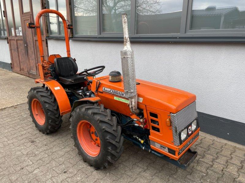 Weinbautraktor типа Antonio Carraro Supertigre 4800 Allrad Traktor Schlepper Schmalspur, Gebrauchtmaschine в Bühl (Фотография 1)