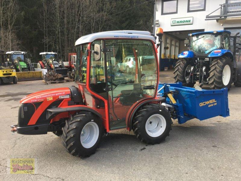 Weinbautraktor des Typs Antonio Carraro TTR 4400, Vorführmaschine in Kötschach (Bild 1)