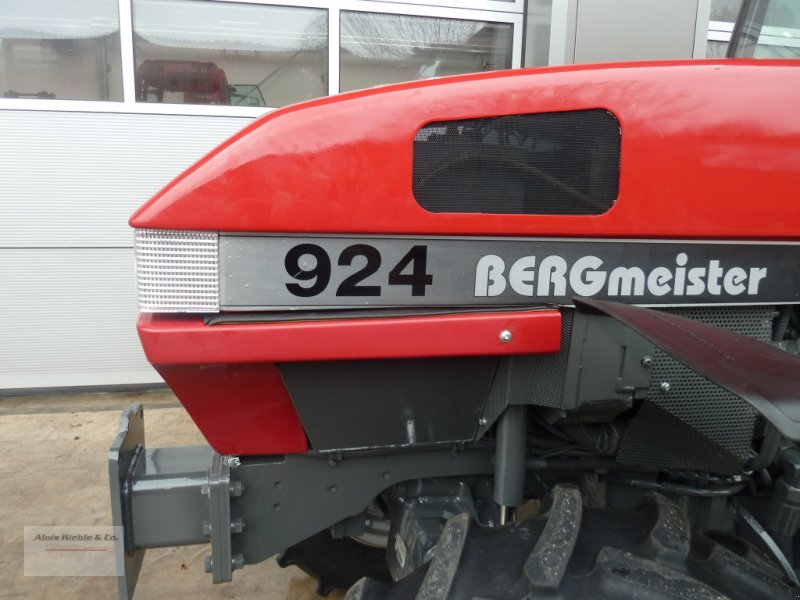 Weinbautraktor tipa Bergmeister 924, Gebrauchtmaschine u Tapfheim (Slika 1)