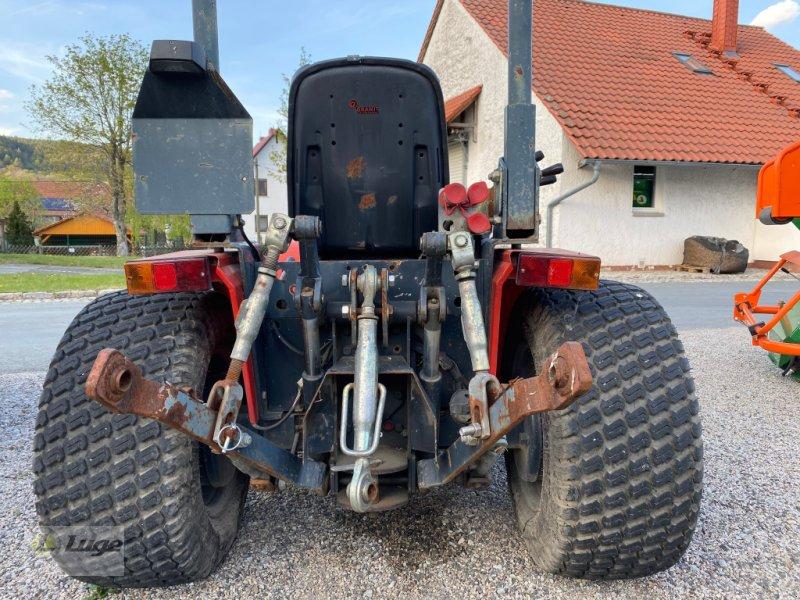 Weinbautraktor des Typs Carraro Tigre 2500, Gebrauchtmaschine in Uhlstädt-Kirchhasel (Bild 4)