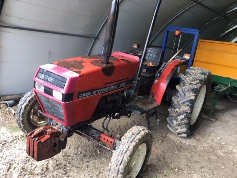 Weinbautraktor des Typs Case IH 2130, Gebrauchtmaschine in Montauban (Bild 1)