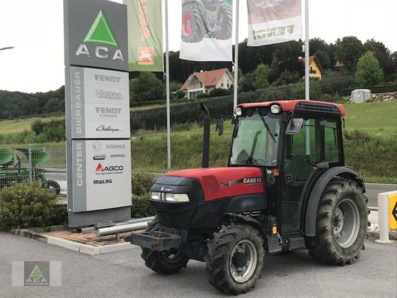 Weinbautraktor des Typs Case IH Quantum 75N, Gebrauchtmaschine in Markt Hartmannsdorf (Bild 1)