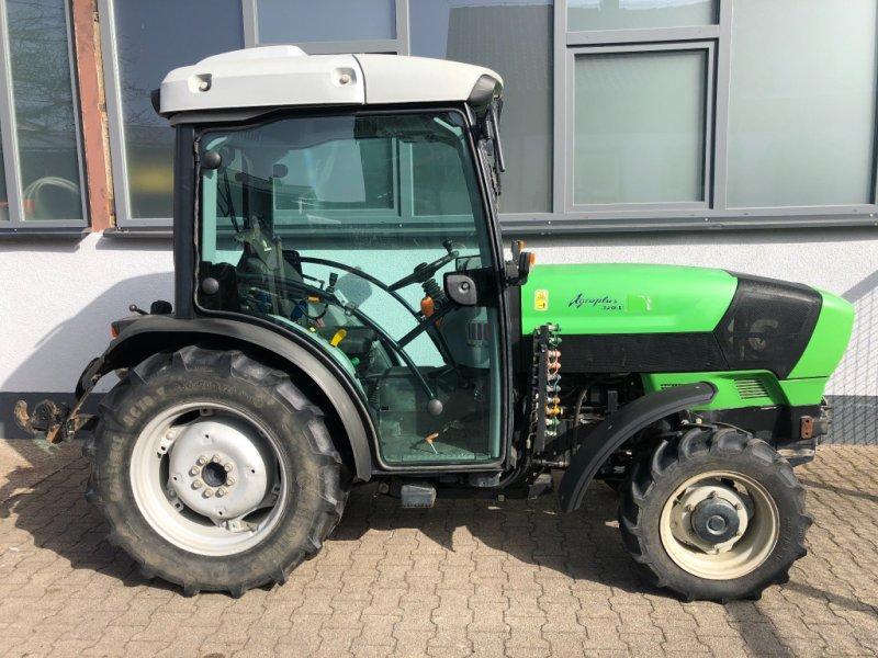 Weinbautraktor tip Deutz-Fahr Agroplus 320 S Allrad Traktor Schlepper Schmalspur, Gebrauchtmaschine in Bühl (Poză 1)