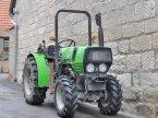 Weinbautraktor des Typs Deutz-Fahr DX 3.50 V Traktor Schmalspurtraktor Kleintraktor Allrad в Hofheim