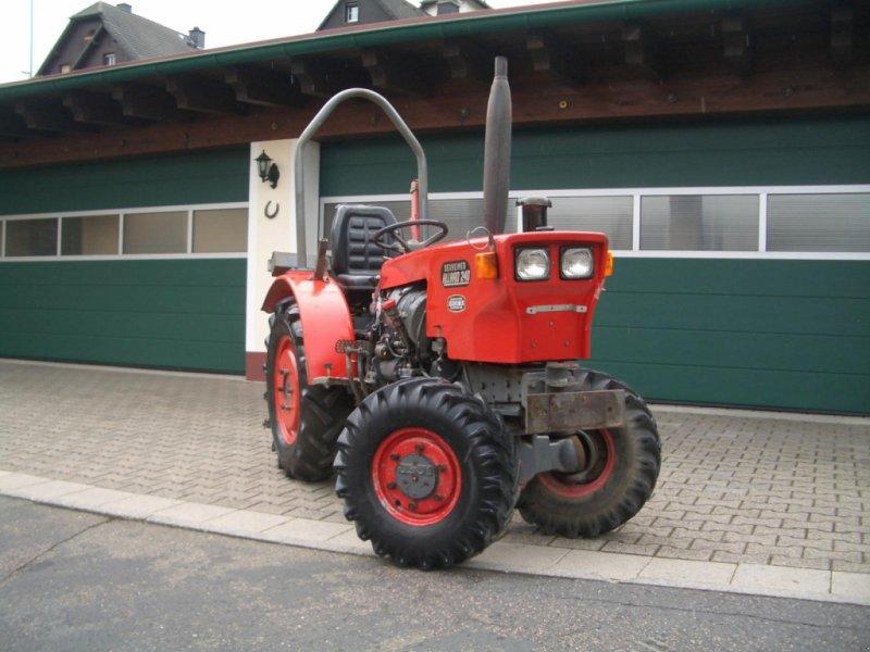 Фотография Dexheimer Allrad 240 Schmalspurtraktor Weinbau Servo TOP Ausstattung und Zustand !