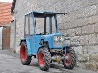 Eicher 334 AS Schmalspurtraktor Schmalspur 3706-77 Allrad Servo Weinbautraktor