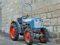 Eicher 3706 AS Schmalspurtraktor Weinbergtraktor Allrad Oldtimer Weinbautraktor