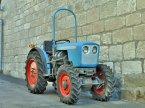 Weinbautraktor des Typs Eicher 3706 Schmalspurtraktor Allrad 30 PS Oldtimer Traktor en Hofheim