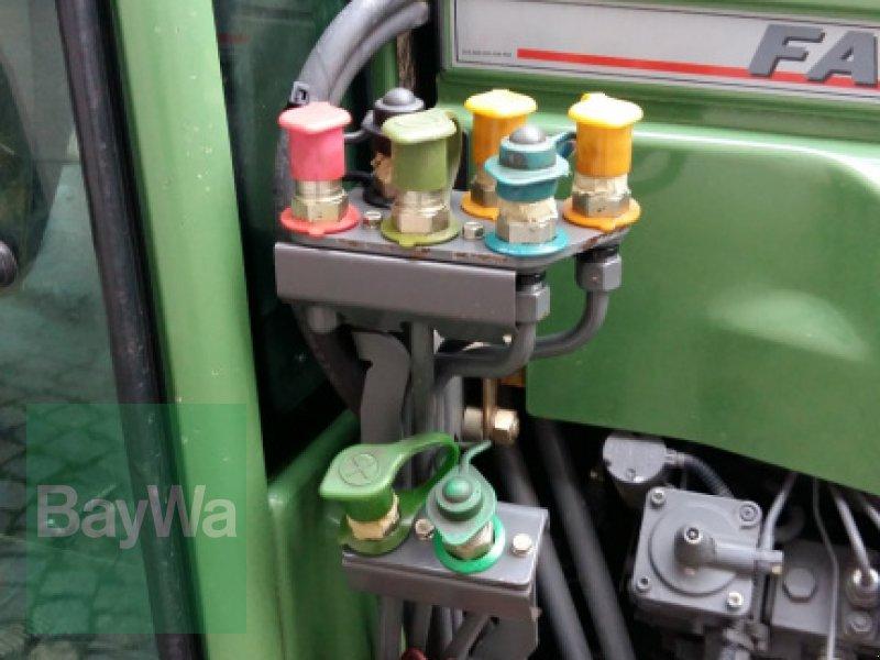 Weinbautraktor des Typs Fendt 207 Vario, Gebrauchtmaschine in Volkach (Bild 9)