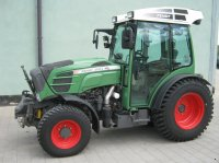 Fendt 209 V Vario tractor pentru viticultură