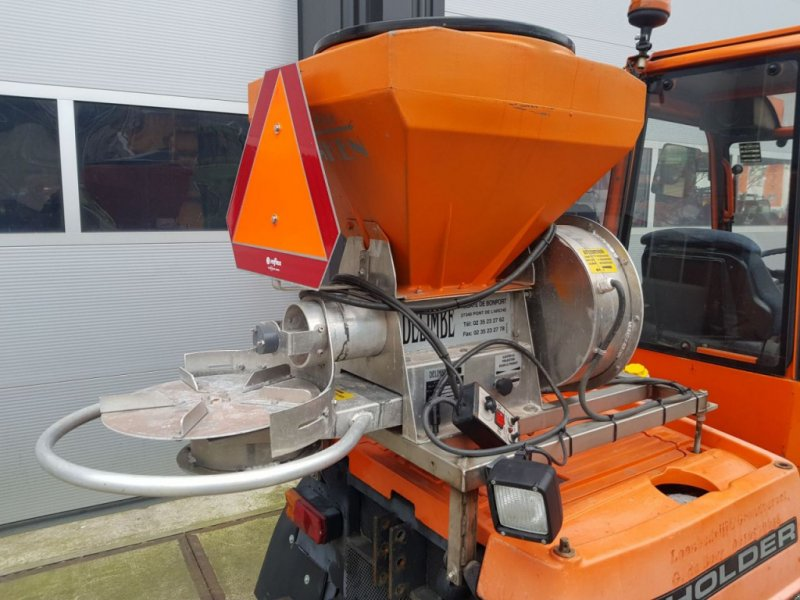 Weinbautraktor типа Holder C200, Gebrauchtmaschine в Zevenaar (Фотография 1)