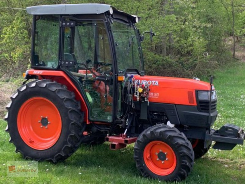Weinbautraktor des Typs Kubota L4100 4WD, Gebrauchtmaschine in Ziersdorf (Bild 1)