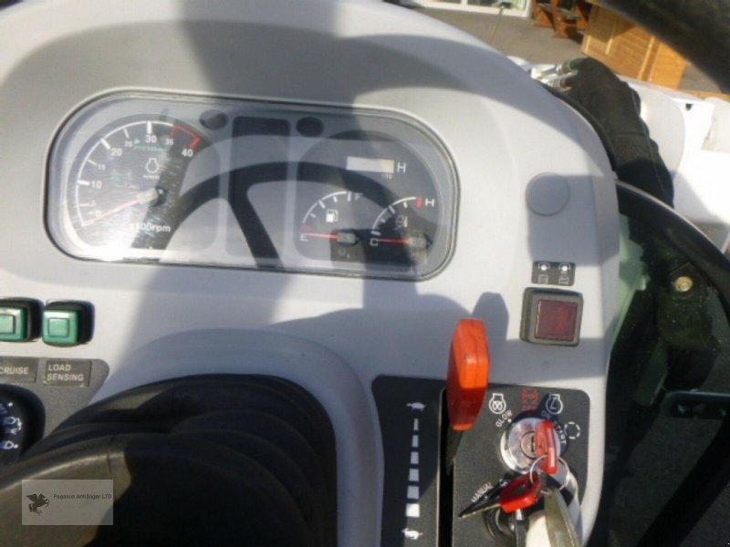 Weinbautraktor des Typs Lamborghini Greenpro G40H, Allradtraktor, Frontlader, 31kw, Vorführmaschine in Gevelsberg (Bild 10)
