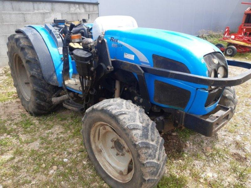 Weinbautraktor des Typs Landini REX 85 GT, Gebrauchtmaschine in Roussillon (Bild 1)