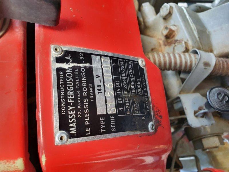 Weinbautraktor типа Massey Ferguson 145 V, Gebrauchtmaschine в Weiteveen (Фотография 1)
