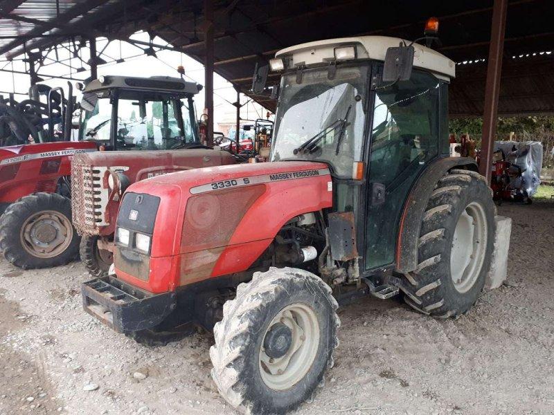 Weinbautraktor tipa Massey Ferguson 3330S4, Gebrauchtmaschine u PERTUIS (Slika 1)