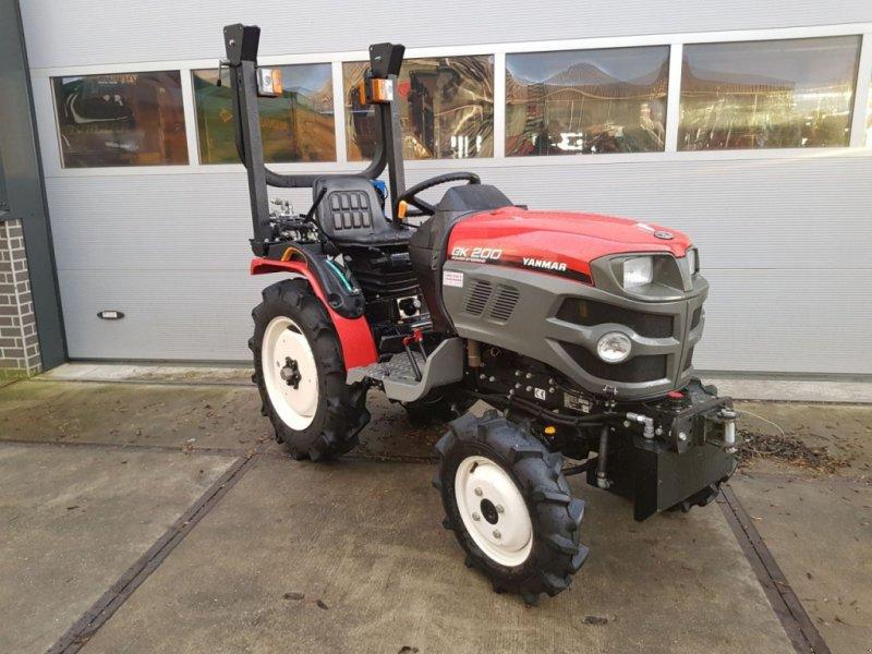 Weinbautraktor типа Yanmar GK200 tractor, Gebrauchtmaschine в Zevenaar (Фотография 1)
