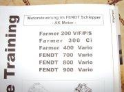 Fendt 400 Vario Werkstatthandbuch