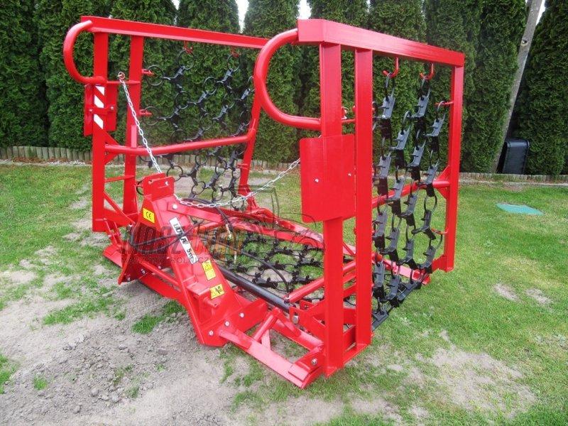 Wiesenegge des Typs Agro-Factory II Wiesenegge 4 m, 5 m, 6 m mit 1 zylinder, Neumaschine in Neuhardenberg (Bild 1)