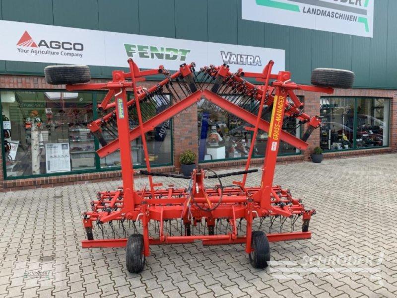 Wiesenegge des Typs Einböck Grass-Manager 600, Gebrauchtmaschine in Jade OT Schweiburg (Bild 1)