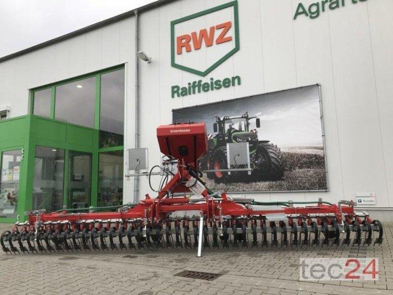 Wiesenegge des Typs Güttler GreenSeeder, Vorführmaschine in Diez (Bild 1)