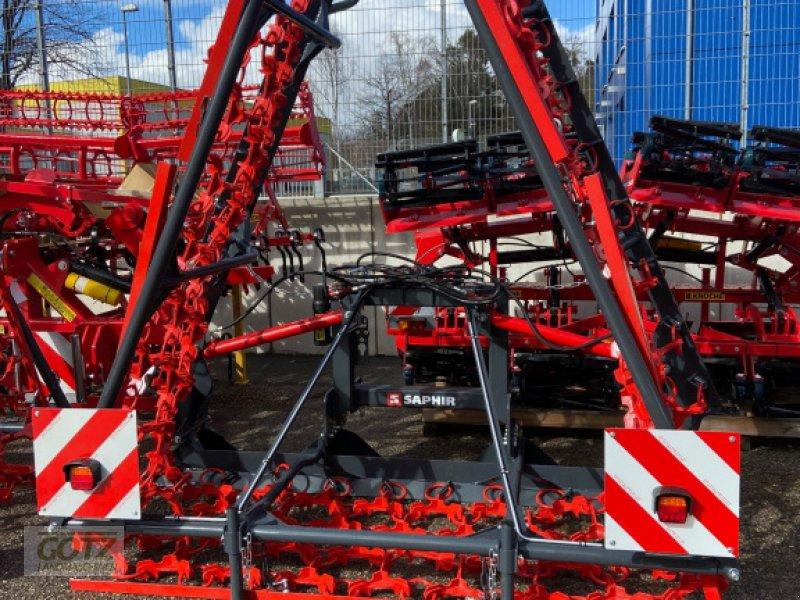 Wiesenegge des Typs Saphir Perfekt 802 S4Hydro, Neumaschine in Schwabach Wolkersdorf (Bild 2)