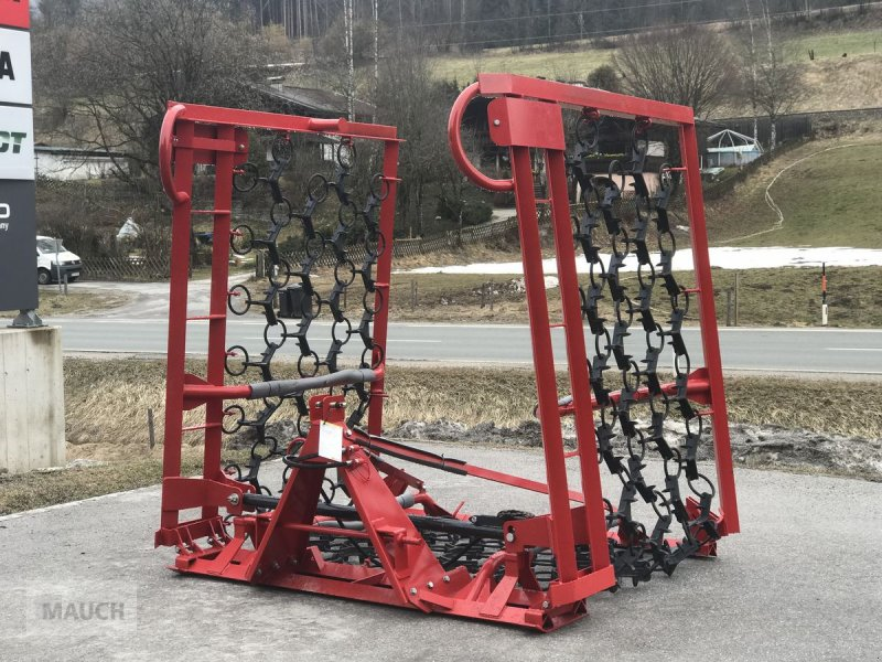Wiesenegge a típus Sonstige Wiesenegge 6 m, 4-Reihig hydraulisch, Gebrauchtmaschine ekkor: Eben (Kép 1)