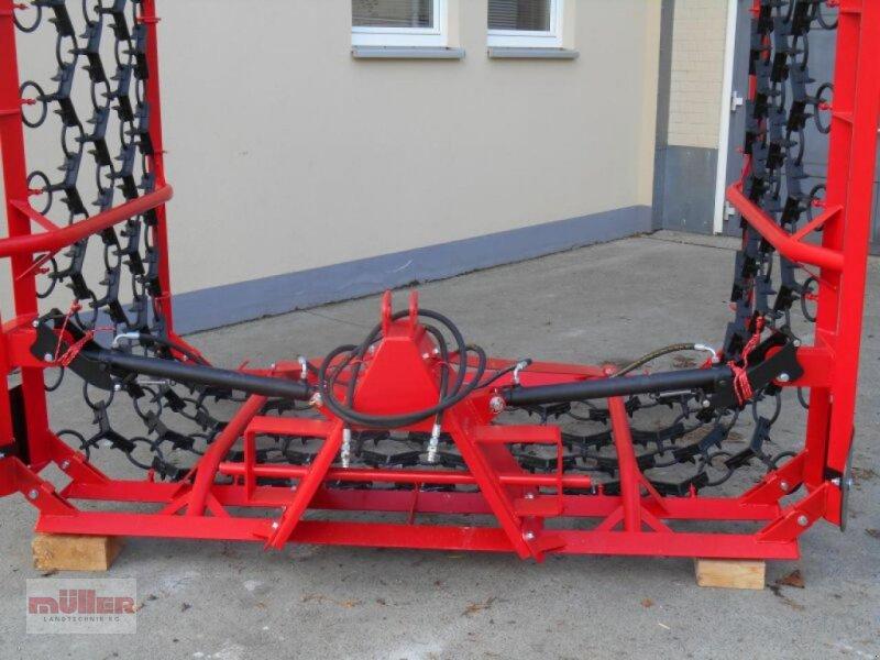 Wiesenegge des Typs Sonstige Wiesenegge 8,0 mtr., Gebrauchtmaschine in Holzhausen (Bild 1)