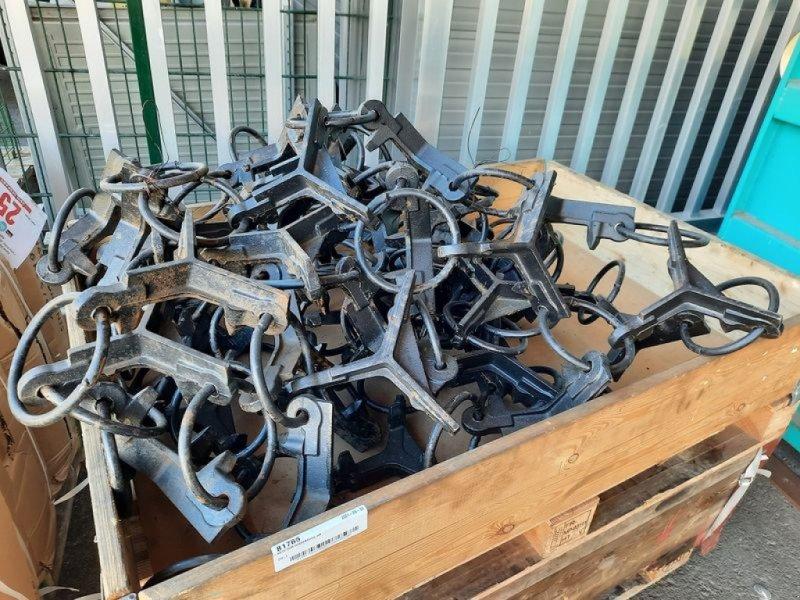 Wiesenegge des Typs Sonstige Wieseneggennetz 4m/4r, Gebrauchtmaschine in Tamsweg (Bild 1)