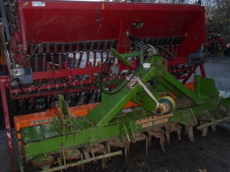 zapfwellenbetriebenes Gerät des Typs Amazone KE 302, Gebrauchtmaschine in Varde (Bild 1)