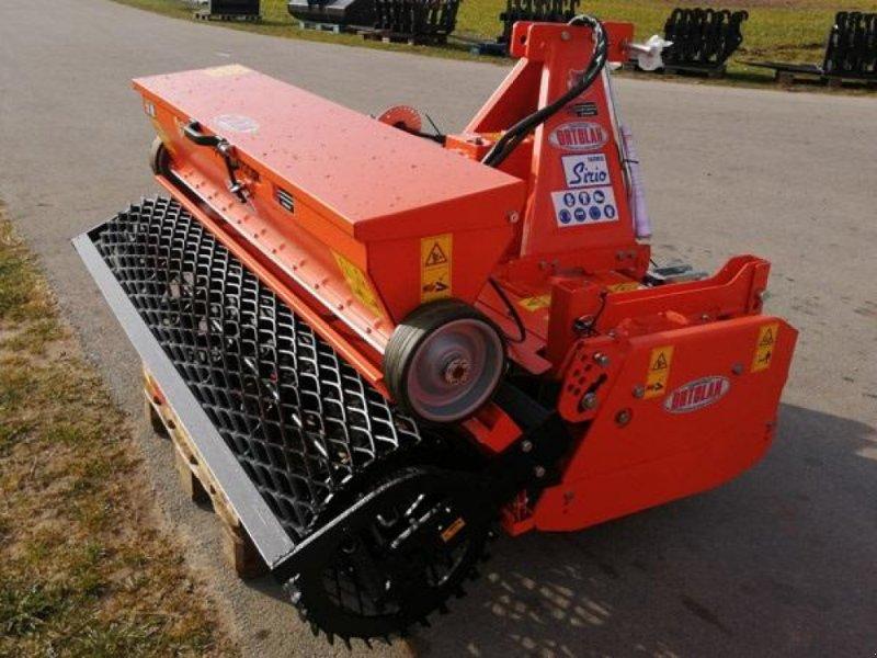 zapfwellenbetriebenes Gerät типа Ortolan Sirio 150 R incl. såudstyr mm., Gebrauchtmaschine в Vrå (Фотография 1)