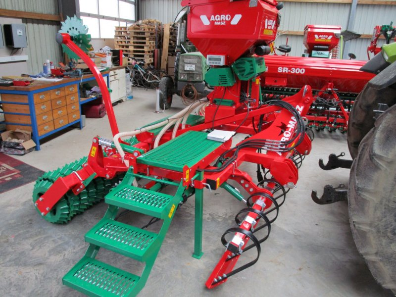 Zubehör Bestell-/Pflegemaschinen tip Agro-Masz Grass 300, Neumaschine in Cham (Poză 2)