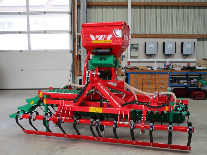 Zubehör Bestell-/Pflegemaschinen tip Agro-Masz Grass 300, Neumaschine in Cham (Poză 3)