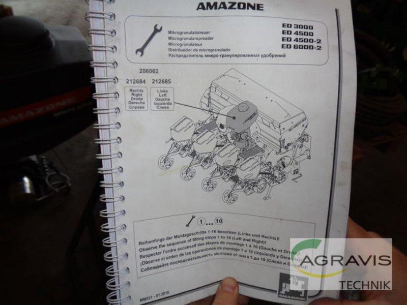 Zubehör Bestell-/Pflegemaschinen des Typs Amazone MIKROGRANULATSTREUER, Gebrauchtmaschine in Gyhum-Nartum (Bild 4)