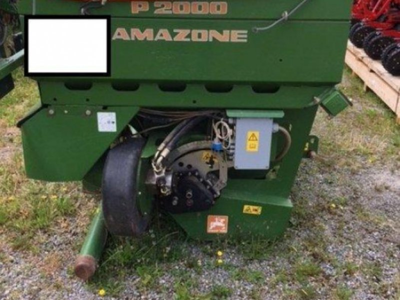 Zubehör Bestell-/Pflegemaschinen des Typs Amazone P2000, Gebrauchtmaschine in Itzehoe (Bild 1)
