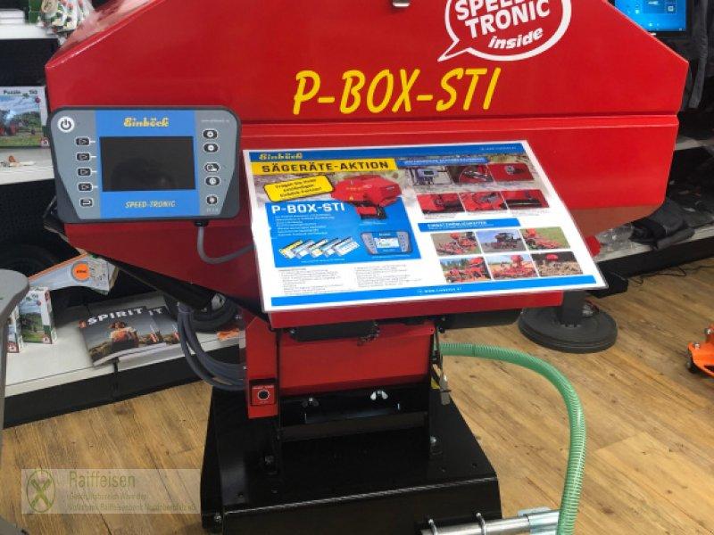 Zubehör Bestell-/Pflegemaschinen tipa Einböck P-Box STI Aktionsgerät, Neumaschine u Tirschenreuth (Slika 1)
