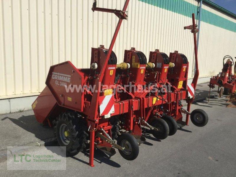 Zubehör Bestell-/Pflegemaschinen tip Grimme GL34 KL, Gebrauchtmaschine in Kalsdorf (Poză 2)