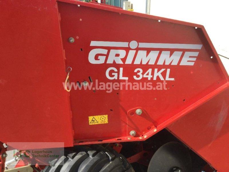 Zubehör Bestell-/Pflegemaschinen tip Grimme GL34 KL, Gebrauchtmaschine in Kalsdorf (Poză 4)