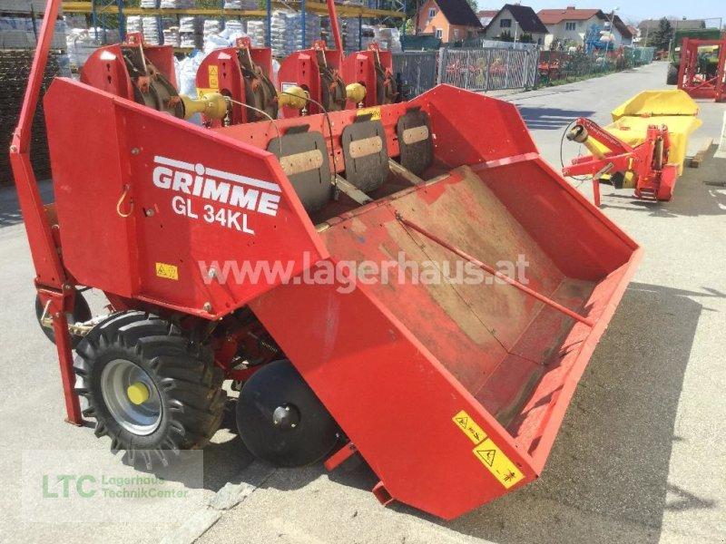 Zubehör Bestell-/Pflegemaschinen tip Grimme GL34 KL, Gebrauchtmaschine in Kalsdorf (Poză 6)