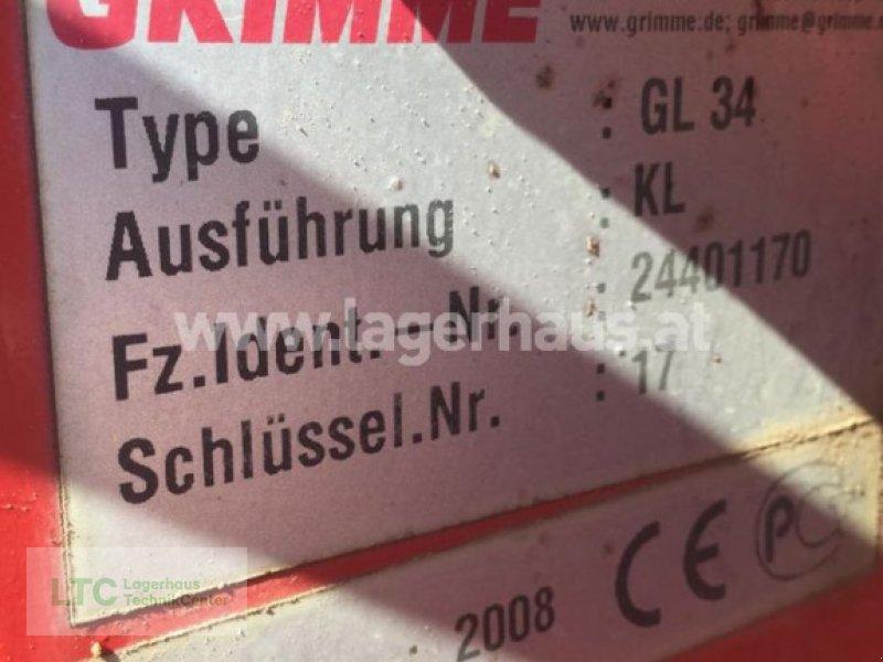 Zubehör Bestell-/Pflegemaschinen tip Grimme GL34 KL, Gebrauchtmaschine in Kalsdorf (Poză 11)
