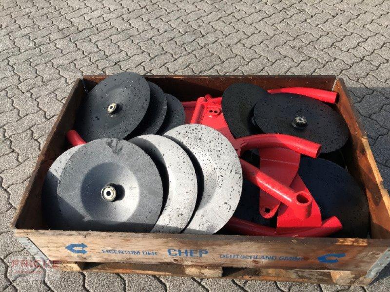 Zubehör Bestell-/Pflegemaschinen типа Kverneland Accord 7 Scheibensäschare mit Halter, Gebrauchtmaschine в Demmin (Фотография 1)