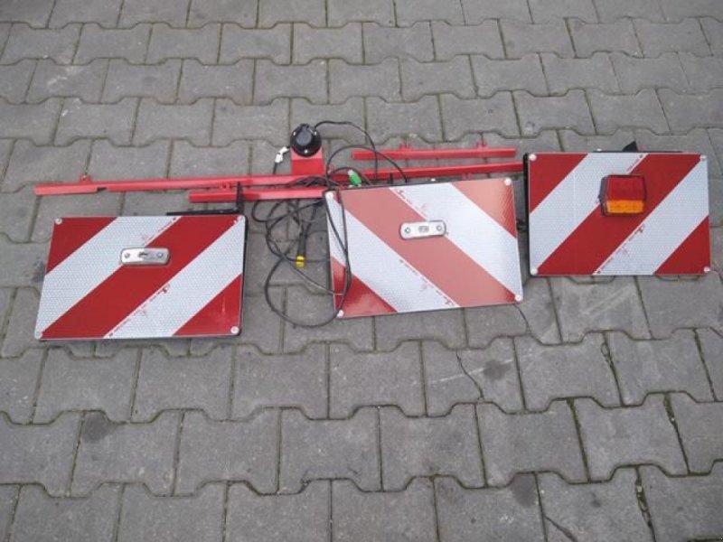 Zubehör Bestell-/Pflegemaschinen des Typs Tehnos WARNTAFELN + BELEUCHTUNG, Neumaschine in Arnstorf (Bild 2)