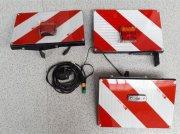 Zubehör Bestell-/Pflegemaschinen des Typs Tehnos WARNTAFELN & LED-BELEUCHTUNG, Neumaschine in Moos-Langenisarhofen