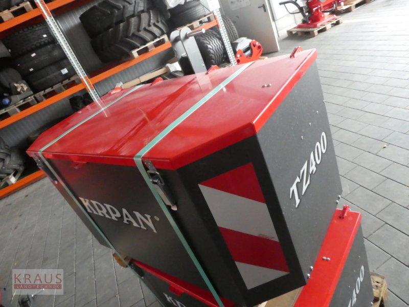 Zubehör Transporttechnik типа Krpan Traktorkiste TZ 400, Neumaschine в Geiersthal (Фотография 1)