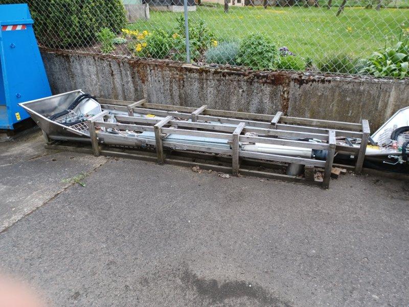 Zubehör Transporttechnik типа ZAGRODA Verladeschnecke Edelstahl, Neumaschine в Uffenheim (Фотография 1)