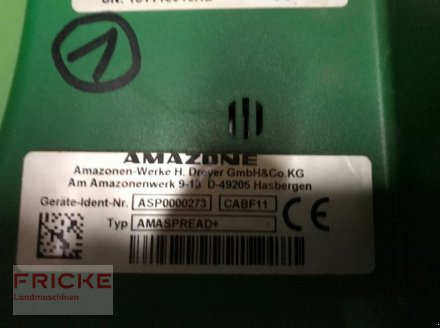 Zubehör tipa Amazone Amaspread + Typ NI233, Gebrauchtmaschine u Demmin (Slika 4)